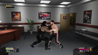 new-wwe-2k17-dev-gameplay-video-feat-backstage-a-crowd-fighting-reigns-vs-zayn