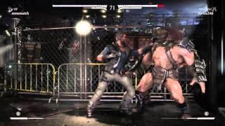 Mortal Kombat X  Johnny Cage Gameplay   Che Occhi Grandi Che Hai!