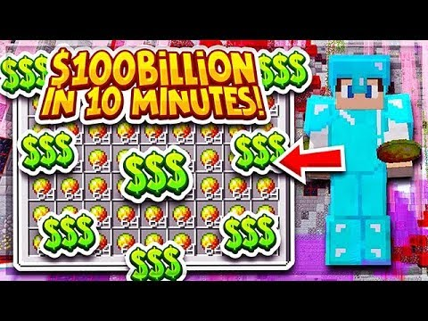 THIS PICKAXE MAKES 250 MILLION DOLLARS A MIN! | Minecraft Prison