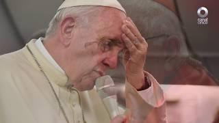 Sacro y Profano - El Papa Francisco ante la pederastia