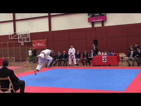 JDN Kata y Kumite Cadete y Junior 201018 Video 12