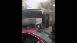 Randy Houser's Bus Catches Fire Before Concert In South Carolina
