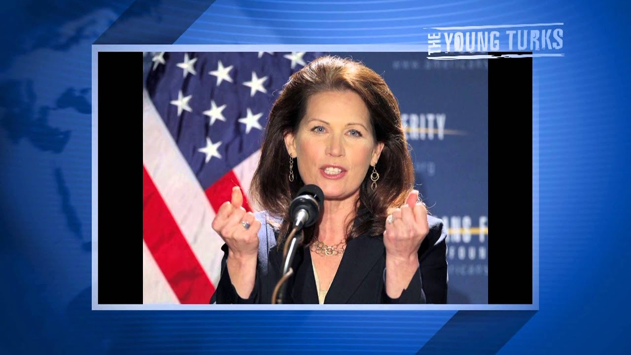An Ode To Michele Bachmann & Her Totally Straight Husband thumbnail