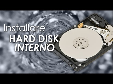 Installare e Configurare Hard Disk Interno su PC