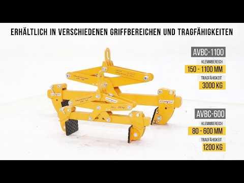 Versa Blockklemme AVBC-600