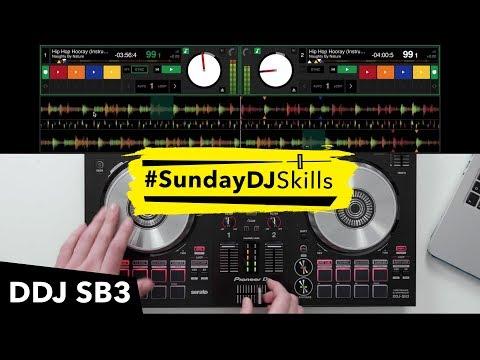 Pioneer DDJ SB3 Performance Mix – Hip Hop Throwback