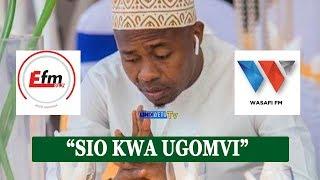 Maulidi Kitenge Atoboa Siri Ya Kuihama EFM Na Kuhamia WASAFI FM