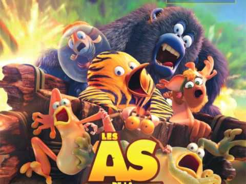 Les As de la Jungle (The Jungle Bunch) - Olivier Cussac