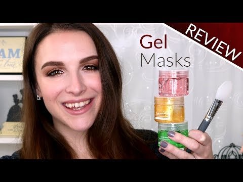 Spascriptions Gel Mask Set Review