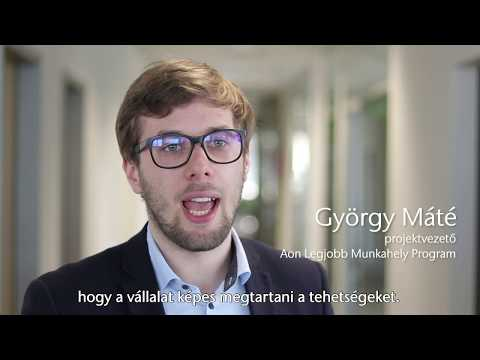 Aon Hungary Talent Solutions - Termékvideó