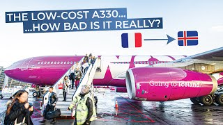 TRIPREPORT |  WOW Air  | Airbus A330-300 | Paris CDG - Reykjavik Keflavik
