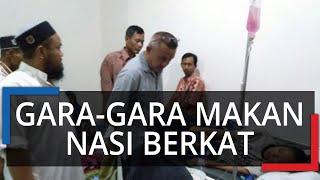 Gara-gara Makan Nasi Hajatan, 90 Warga Keracunan Massal di Mesuji Lampung, 24 Korban Masih Dirawat