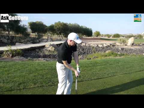 Desert Spring Golf Course Lesson Day 2 Part 2