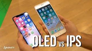 OLED vs IPS, la gran batalla actual en las pantallas gama alta
