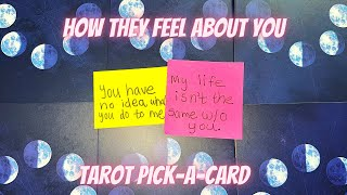 💘 THEIR TRUE FEELINGS FOR YOU RIGHT NOW ✨🌹 Love Tarot🔮 Pick-A-Card