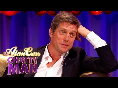 Hugh Grant Arrested For Attacking Paparazzi (Full Interview) - Alan Carr: Chatty Man