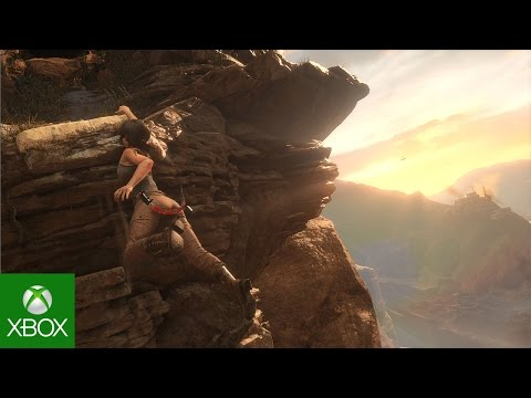 Rise of the Tomb Raider : vidéo de gameplay