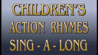 Children's Action Rhymes Sing A Long (1993)