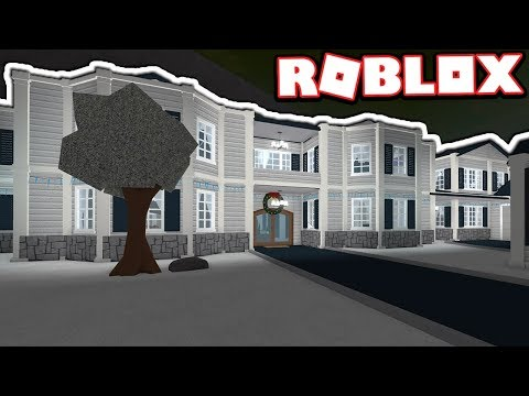 White Willow Winter Manor Subscriber Tours Roblox Bloxburg