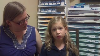 Kirsten: Symptoms & Treatment of Convergence Insufficiency w/ Vision Training or Vision Therapy
