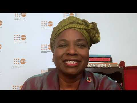 A message to the African Youth from Dr. Natalia Kanem, UN-Under-Secretary- General and Executive Director of UNFPA