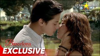 Kathryn and Daniel's First Kiss | Barcelona: A Love Untold's 2nd Anniversary