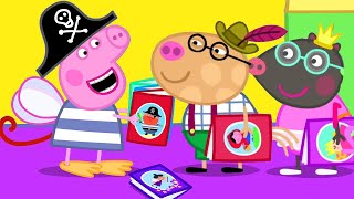 Peppa Pig Official Channel ❤️New Season ❤️Peppa Pig's Best Dress up Costume!