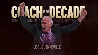Лучший тренер десятилетия: Джоэл Кенневилль