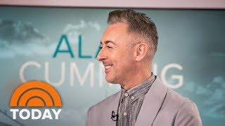 Tony Winner Alan Cumming: I Dance Between Takes On New Drama 'Instinct' | TODAY
