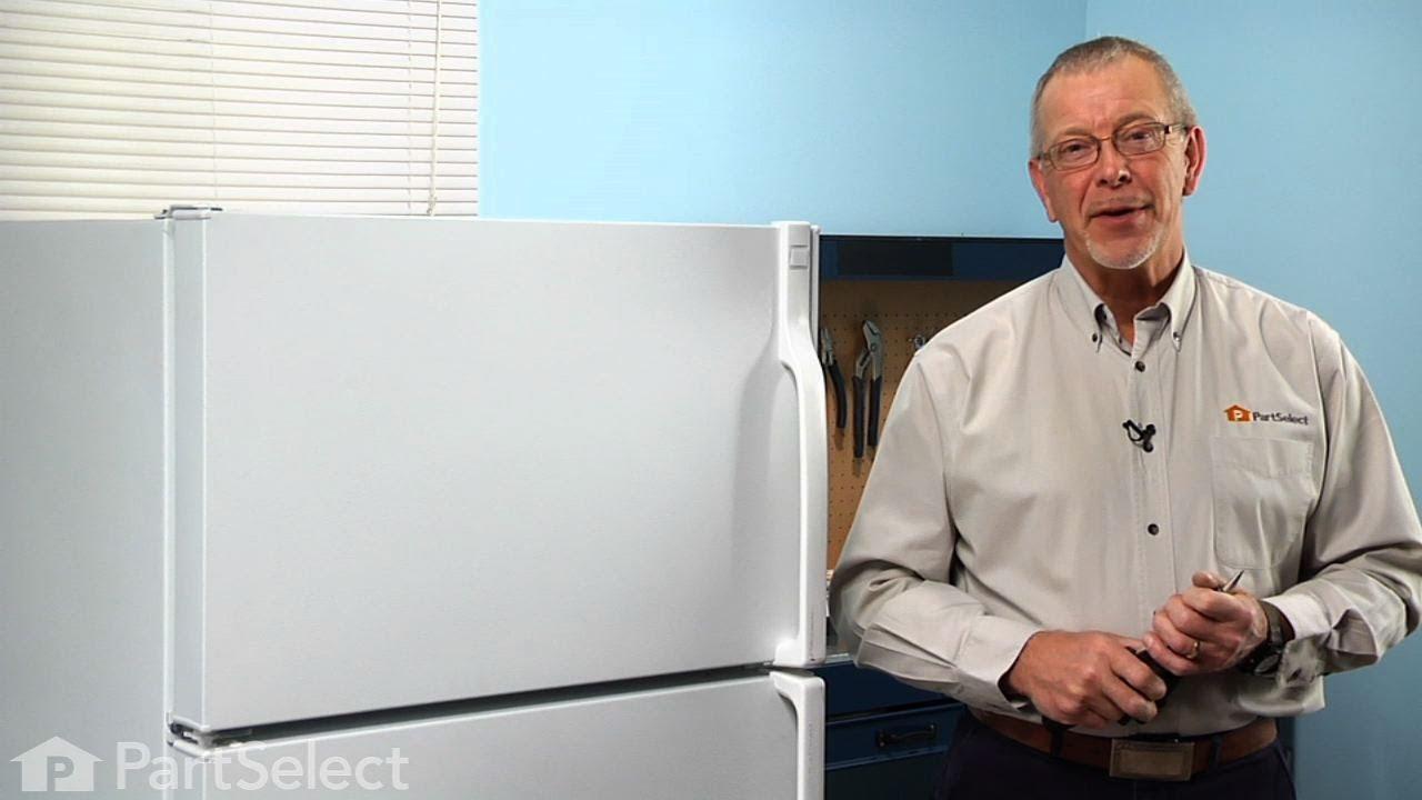 Replacing your General Electric Refrigerator Run Capacitor