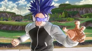 Personaggio personalizzato VS Goku