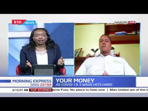 YOUR MONEY: State of Fresh produce in Kenya right now, Conversation with AVOVEG CEO Nathan Lloyd