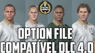 pes 2019 legends option file - Thủ thuật máy tính - Chia sẽ kinh