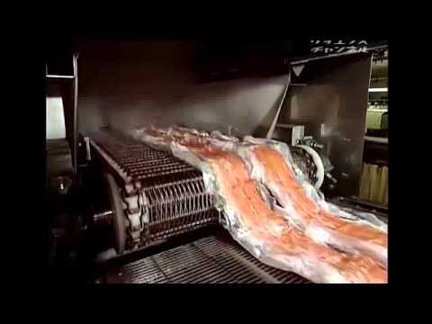 「蟹肉棒」原來是用魚漿製成的!製作過程大公開