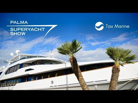 Video thumbnail for Palma SuperYacht Show 2021