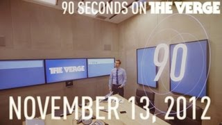 Sinofsky out, Nexus 4 in, and more - 90 Seconds on The Verge: Tuesday, November 13, 2012