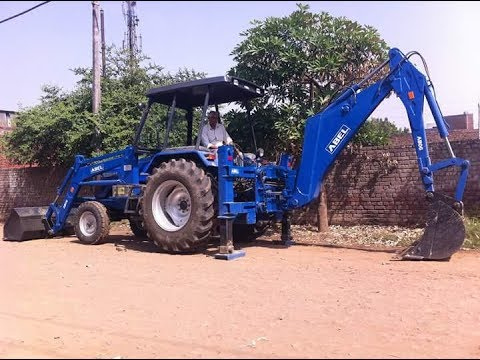 Tractor Backhoe at Best Price in India