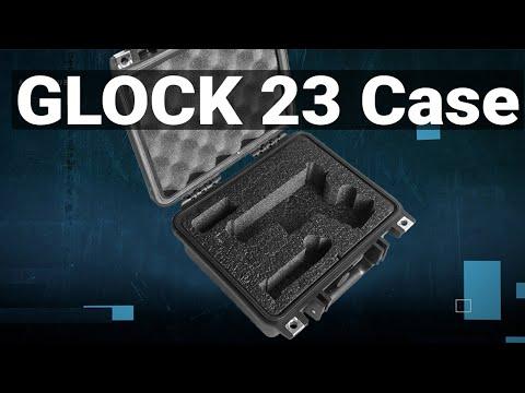 Glock 23 Pistol Case - Featured Youtube Video