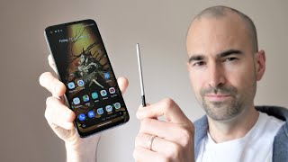 Motorola Moto G Pro - Unboxing the Budget Stylus Smartphone