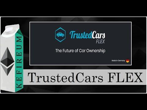 TrustedCars Flex - подробности ICO и небольшой прогноз