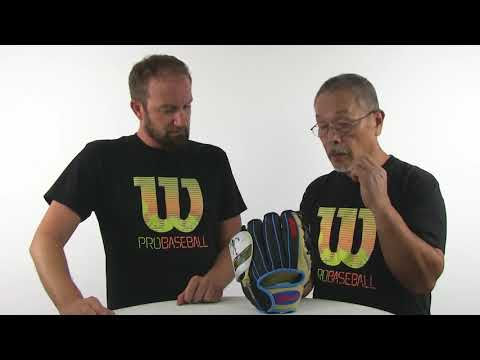 Wilson A2000 Glove Features | Dual Welting & SuperSkin
