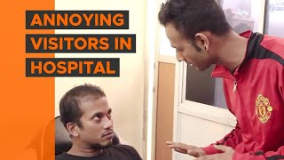 BYN : Annoying Visitors in Hospital