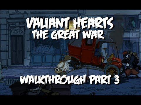 valiant hearts walkthrough