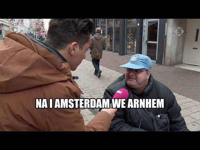 Na Iamsterdam nu We Arnhem