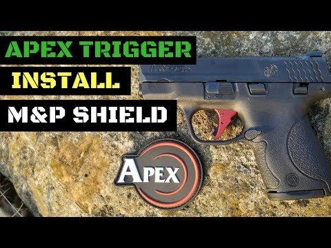 Apex Trigger Install - M&P Shield