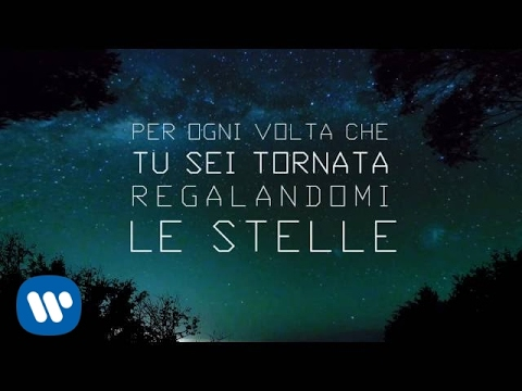 Marco Carta - Stelle (Official Lyric Video)