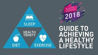 Health Trinity: Guide to achieving a healthy lifestyle