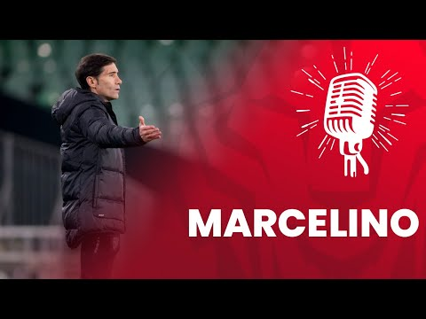 🎙️ Marcelino | post Real Betis 1-1 Athletic Club* | QF Copa