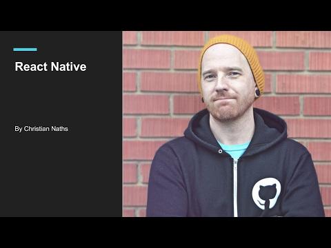 Thumbnail of React Native