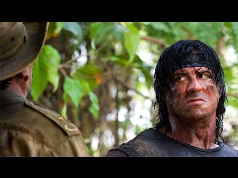 RAMBO: LAST BLOOD Moving Ahead With Sylvester Stallone At The Helm - AMC Movie News